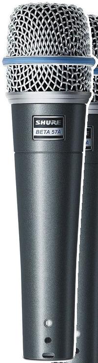 Shure BETA57A Micro dynamique super cardio