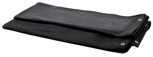 Pendrillon 3x7m noir