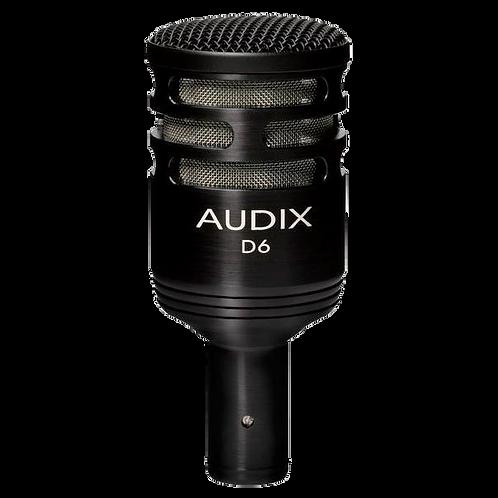 Audix D6 Micro dynamique à large membrane