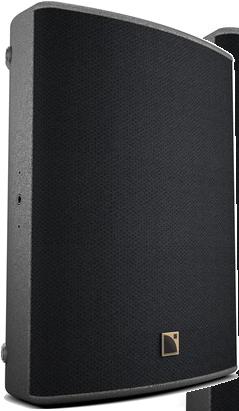 L-Acoustics X15 HiQ active haut-parleur coaxial 2 voies : 15'' LF + 3'' diaphrag