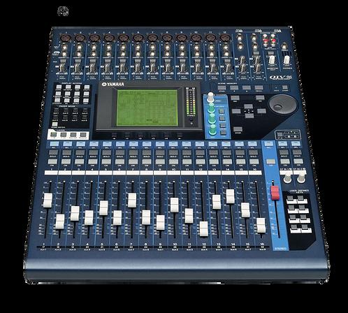 Yamaha 01V96 V2 Console numérique 12+2, 8 group, 8 aux