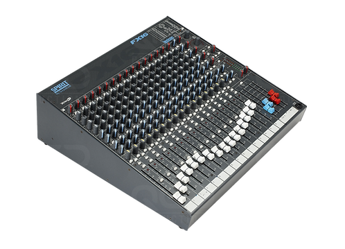 Soundcraft Spirit FX16 Console analogique