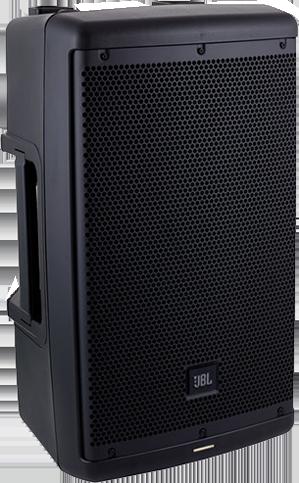 """JBL Eon 610 haut-parleur actif bi-amplifié 1x 10""""/25.4cm + 1x 1,518"""" 500W RMS"""