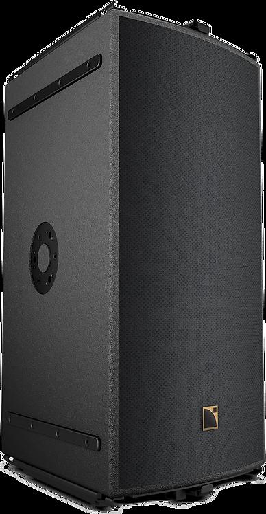 """L-Acoustics ARCS Focus haut-parleur coaxial, 1x 12""""+ 1x 3"""", 15° x 90°"""