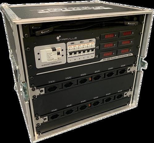 Distribution électrique CEE32A - 12x T13
