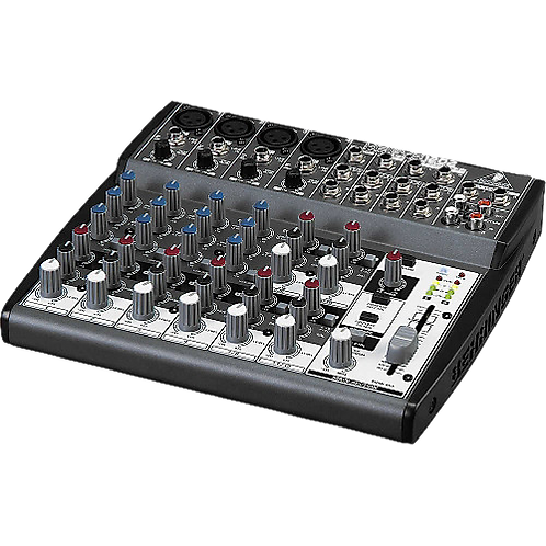 Berhinger Xenyx 1202 4in 2out Console analogique