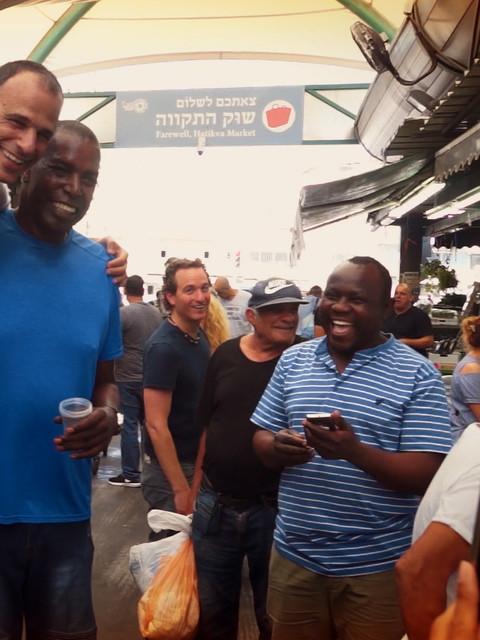 Aulcie in Israel