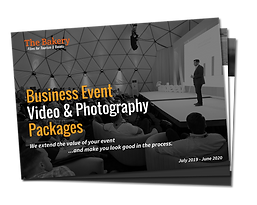 The Bakery Business Events Video & Photo