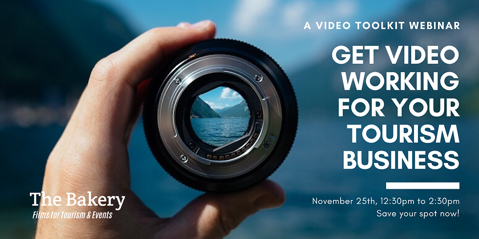 Get Video Working for your Business
