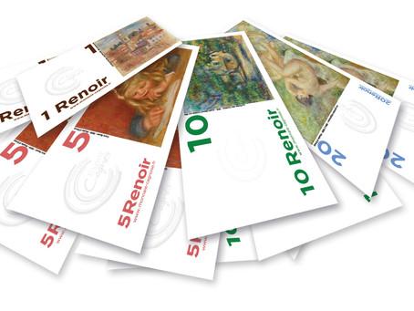 Le Renoir, la monnaie cagnoise : explications