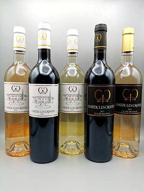 Vins de Provence - Château les Crostes