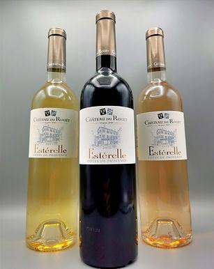 Vins de Provence, Château du Rouët - cuvée Esterelle