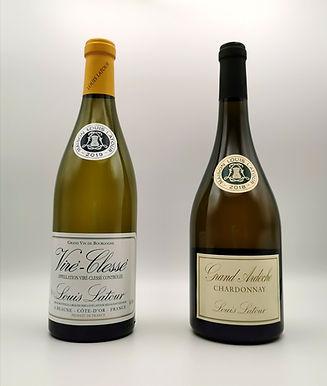 Louis Latour Viré Clessé et Chardonnay Grand Ardèche 75 cl
