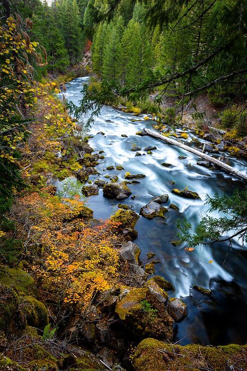 Order #SW008 Upper Rogue River, Oregon