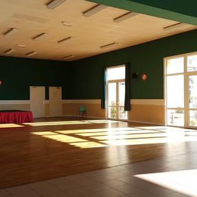 Salle polyvalente de Margueron