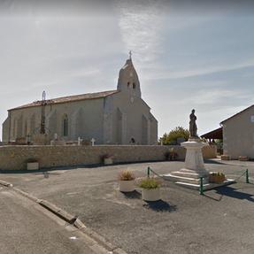 Eglise de Margueron