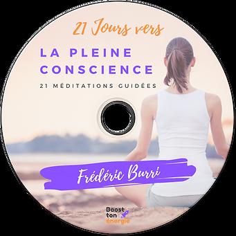 Frédéric Burri méditation gratuite