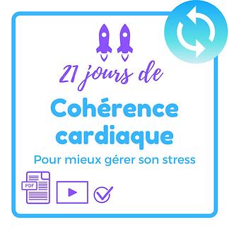 21 jours de cohérence cardiaque