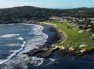 Pebble Beach Golf Resort