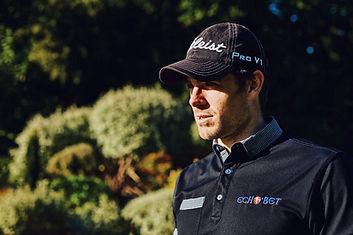 Adam Hedges golfer