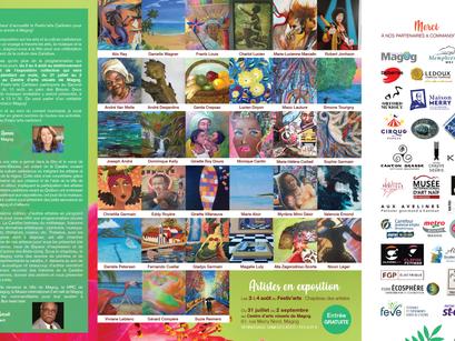 Festiv'arts Caribéens de Magog (2 au 4 août 2019)