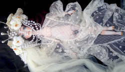 SOLD* Ball Jointed Doll