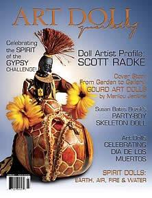 Art Doll Quarterly 2005