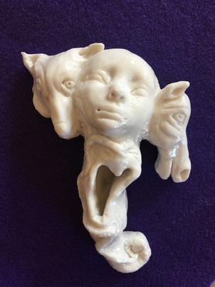 Hekate Triformis * Goddess in your hand!