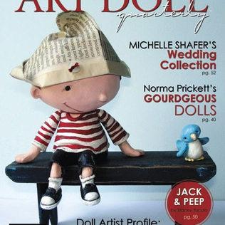 Art Doll Quarterly Spring-2011