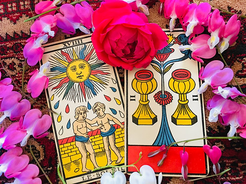 Best Psychic Tarot 1 Question * Best Tarot Reading in this World