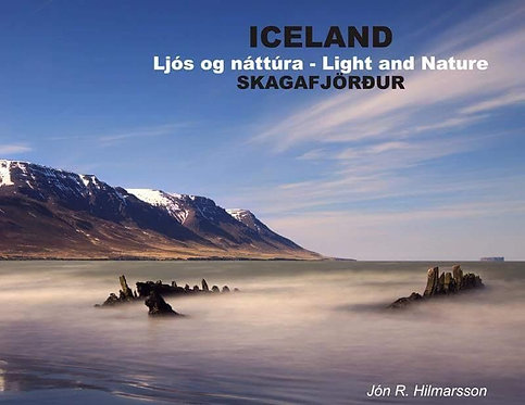 """Light & Nature of Iceland""+""You and only you"" / by A.Chernyshova & J.Hilmarsson"