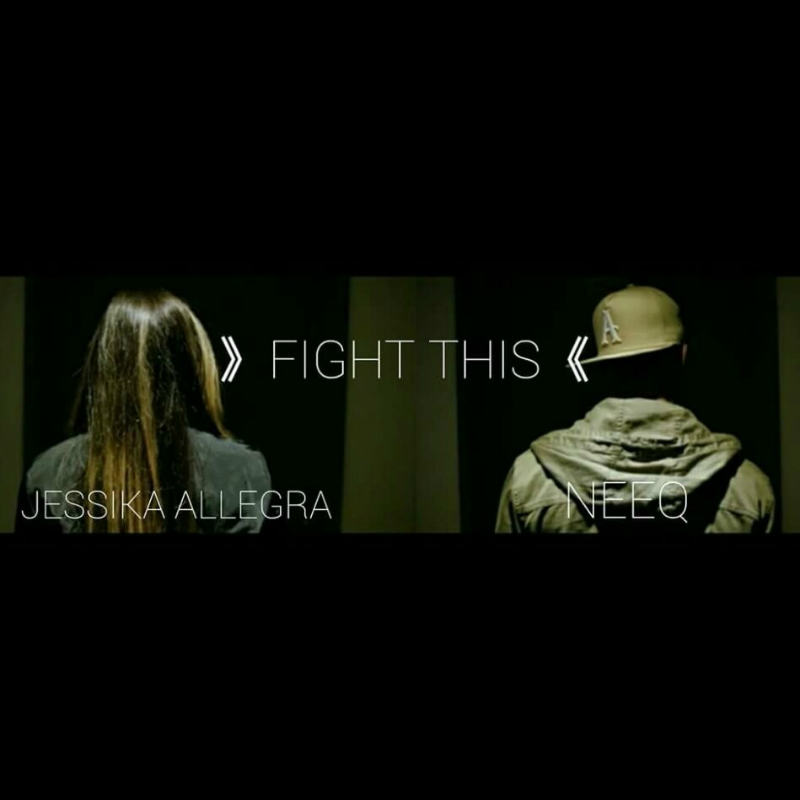 """NEEQ """"FIGHT THIS"""" feat. Jessika Allegra (Official video)"""