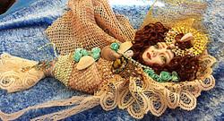 SOLD* mermaid