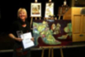 Monique Cantin Artiste Peintre | 2e prix LaPrairie.jpg