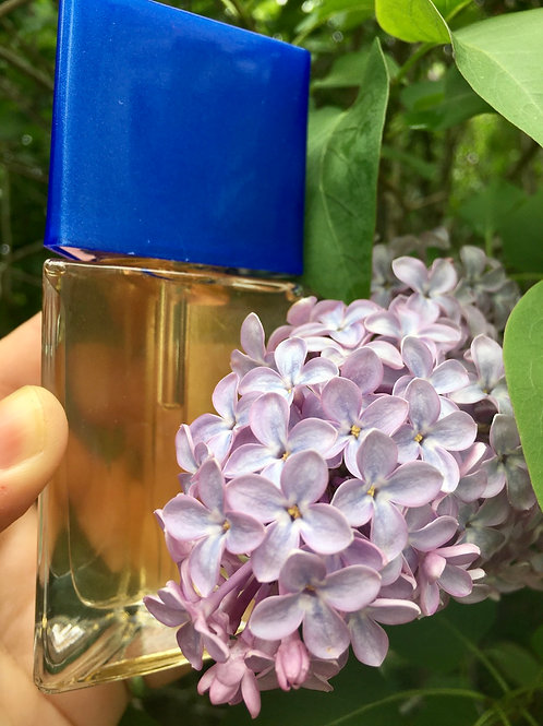Lilac Flower Tincture * 1 and 1/2 ounce * Healing for Body Mind and Soul
