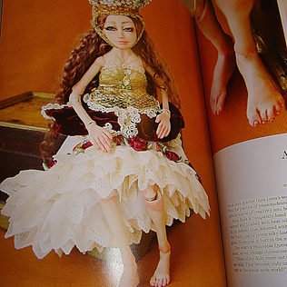 Anna Bella * Ball Jointed Doll