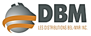 DBM Les Distributions BEL-MAR Logo.png