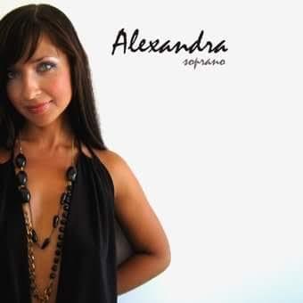 """CD """"Alexandra Soprano"""" / by A. Chernyshova"""