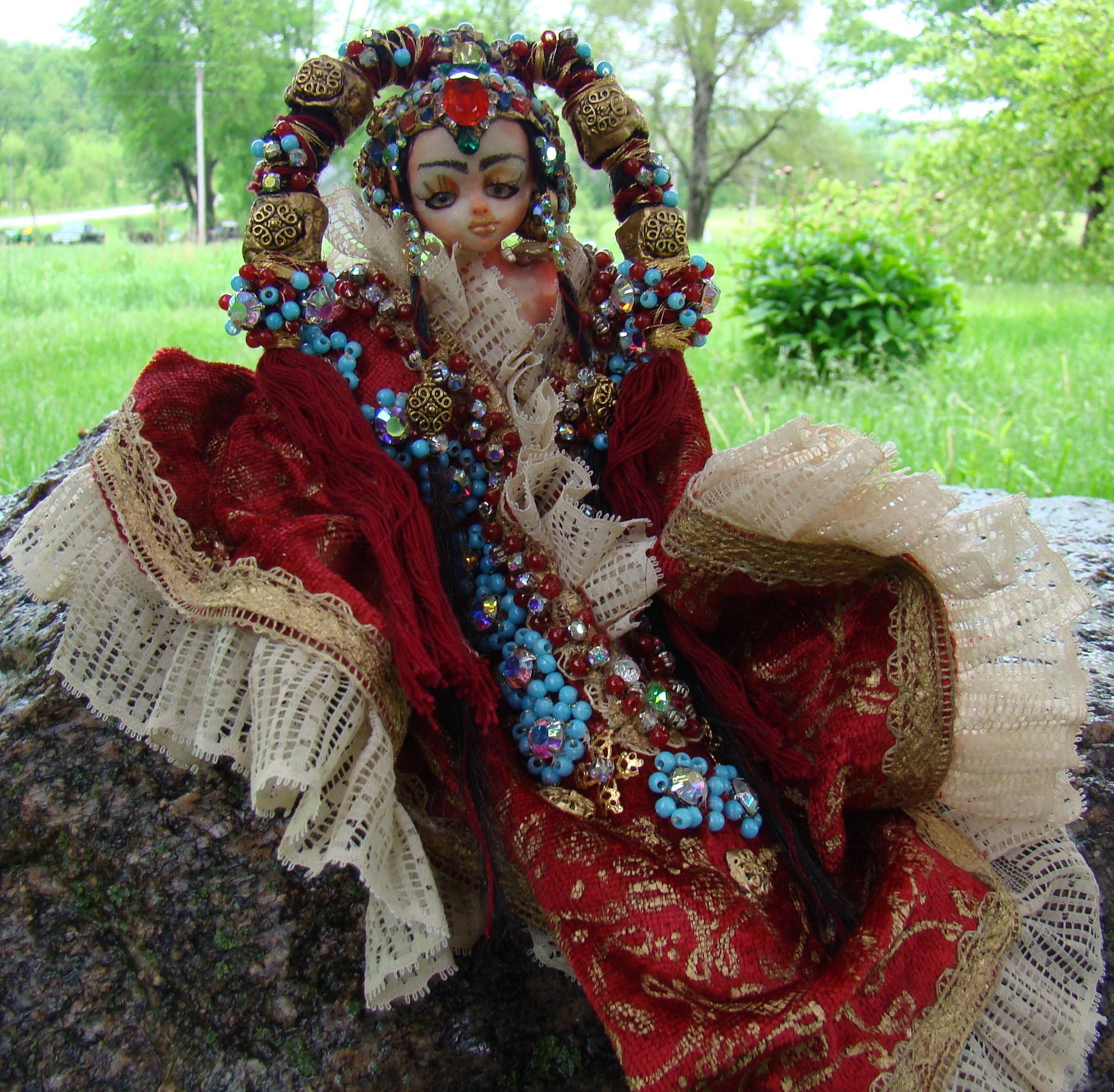 Mongolian Princess