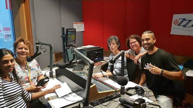 NEEQ GETS SUPPORT FROM MAURITIAN RADIO 3ZZZ on 92.3 FM