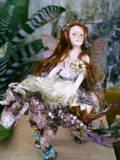 Fairy and Pegasus