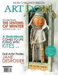 Art Doll Quarterly 2010