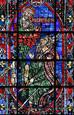 Рогатый Моисей шартрского собора