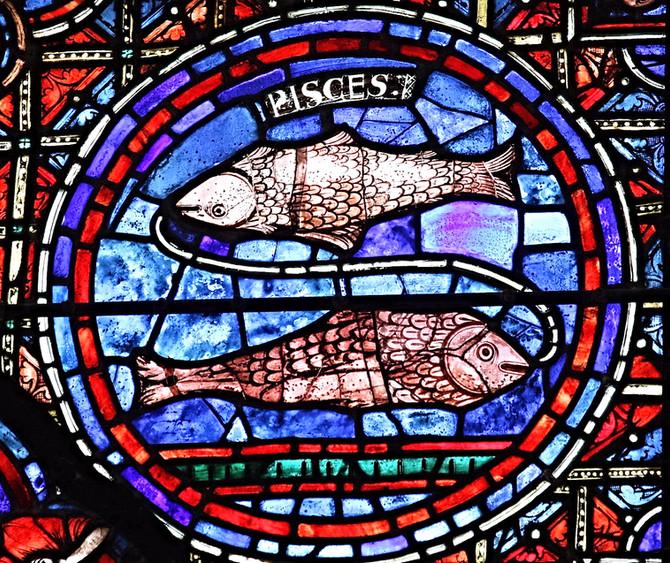 """О """"рыбных"""" местах... шартрского собора"""