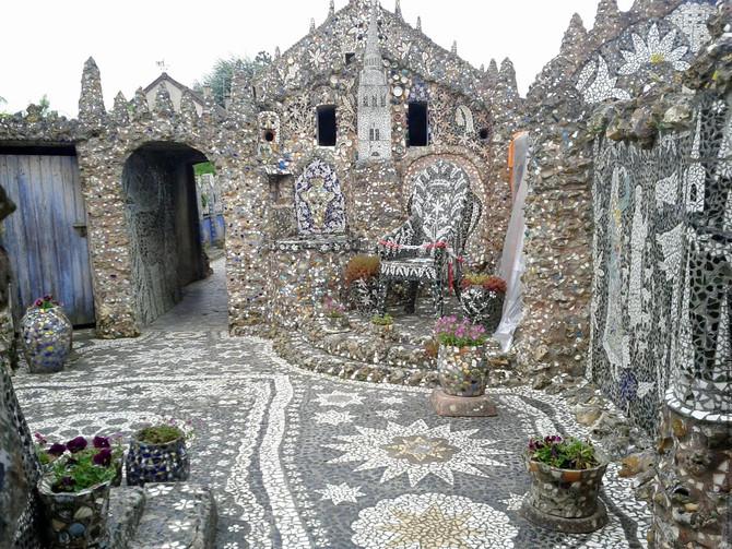 Дом из битого стекла