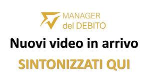 Video Avvocato Buonaguidi Managerdeldebito.com Pignoramento Esdebitamento Ristrutturazione del debito Sovraindebitamento Fallimento