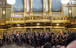 Vienna Musikverein Golden Hall