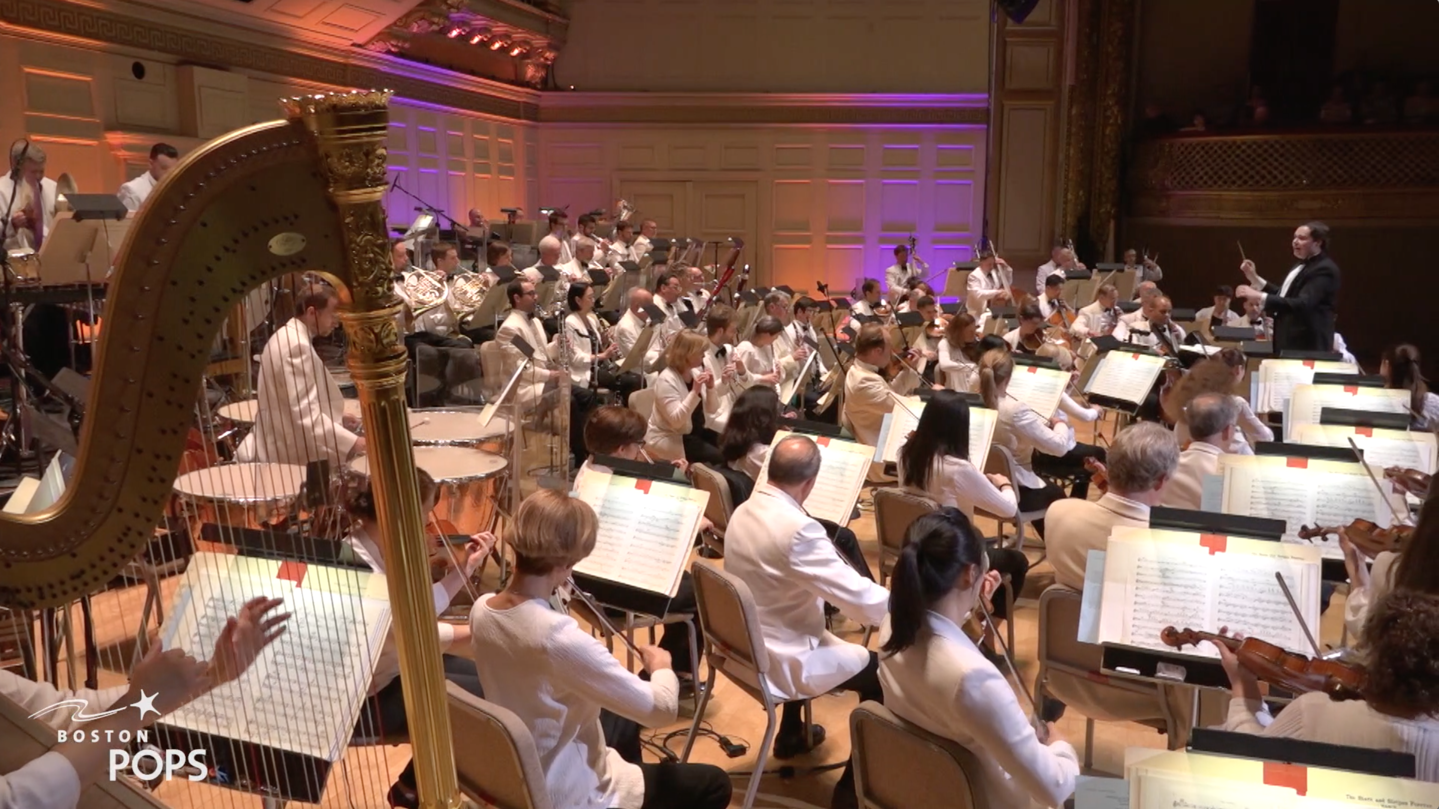 Courtesy of the Boston Pops: