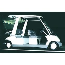 4人乗りゴルフカート実走試作モデル