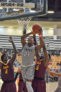 ENMU Greyhound basketball